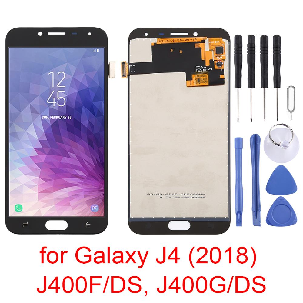 5.5 inches For Samsung <font><b>Galaxy</b></font> <font><b>J4</b></font> (<font><b>2018</b></font>)J400F/DS, J400G/DS <font><b>Display</b></font> LCD Screen+Digitizer Full Assembly module image