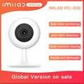 【Global version】720P IMILAB ip-камера безопасности беспроводная мини аудио видео Камара Wifi CCTV ночное видение ИК камера s радионяня