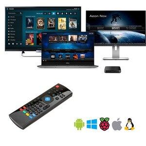 Image 3 - MX3 2,4 GHZAir Maus Tastatur Fernbedienung Wireless Gaming Maus Neue Ankunft Für Android TV Box IPTV