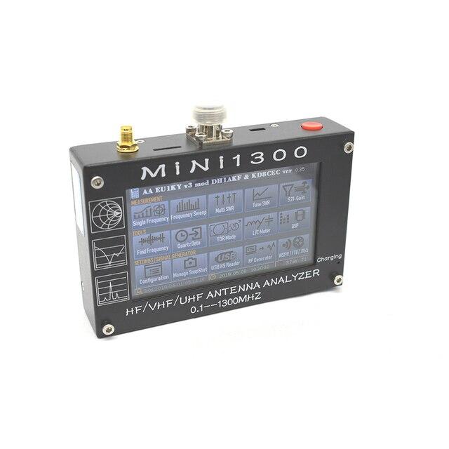 UV + HF Mini1300 4.3