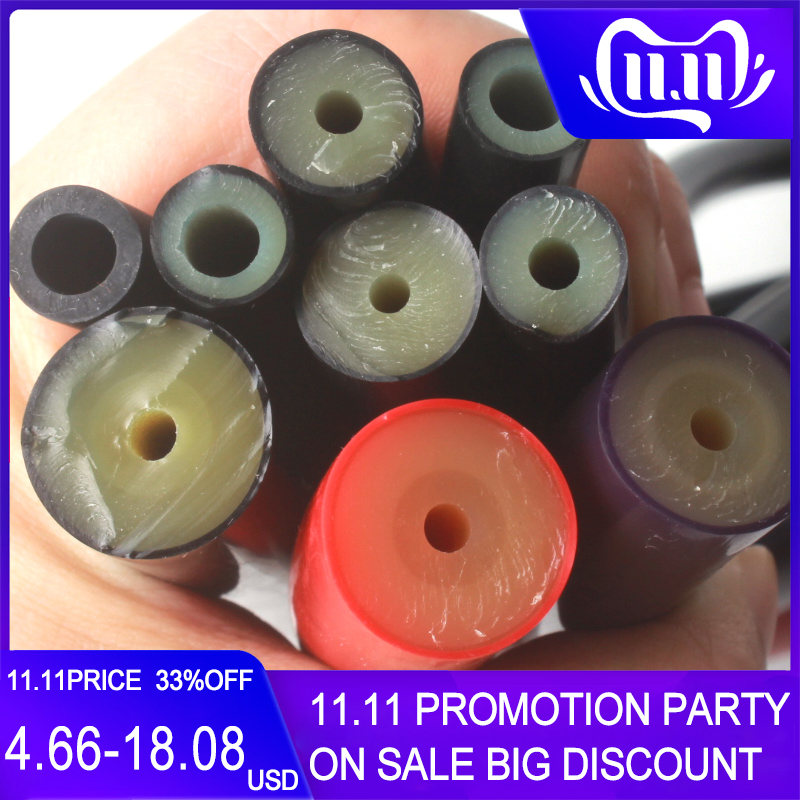 100cm Spearfishing Sling Rubber Tube Nature Latex 10mm-20mm Dia UV Protection Speargun Band