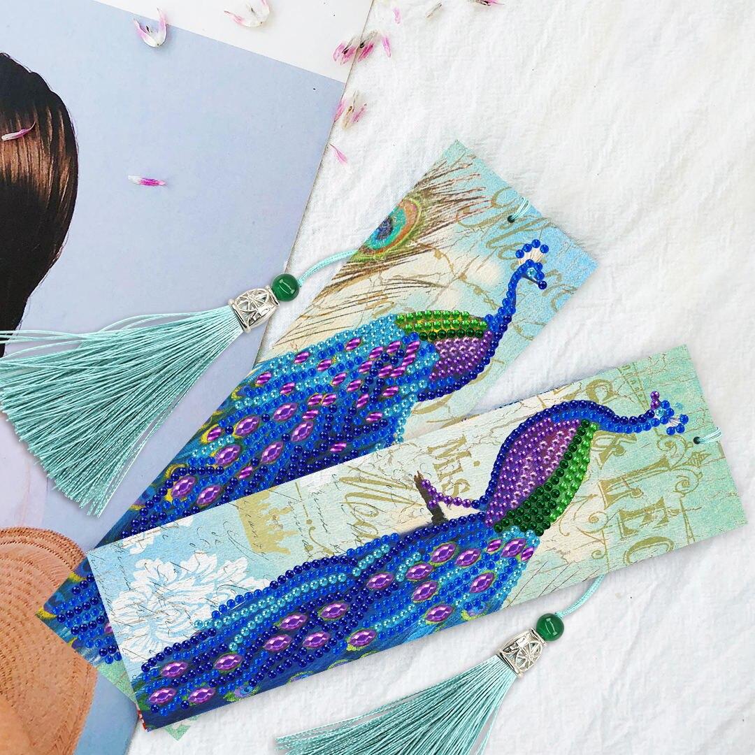 Новая одежда для маленькой девочки 2/4 шт diy Закладка книги