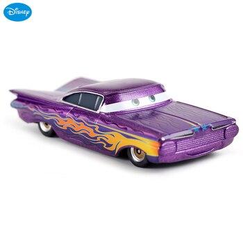 Disney Lightning Mcqueen Pixar Cars 3 Metal Diecast Cars Disney Cars 2 pojazd metalowa kolekcja Kid zabawki dla dzieci prezent