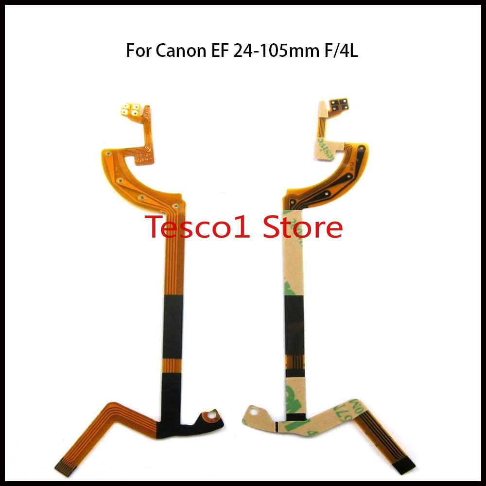 10PCS Brand New For Canon EF 24-105mm F/4L IS USM Lens Aperture Flex Cable Repair Parts