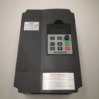 VFD Inverter VFD 1.5KW/2.2KW 220V IN and 220V 3P OUT Variable Frequency Inverter Drive Inverter ZW BT1 free shipping