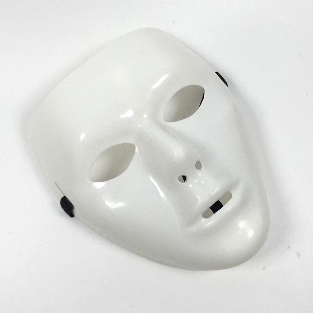 白色不可调面具-5