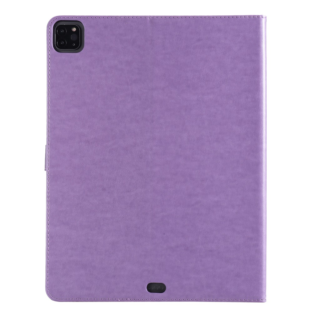 Gen 4th Shell Cover Cover Protective iPad Funda 2020 Folio Leather For 12.9