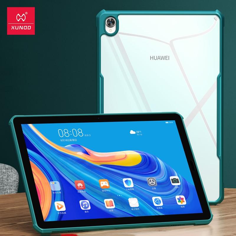 Чехол XUNDD для планшета Huawei Mediapad M6 8,4 10,8 дюйма, легкий защитный противоударный чехол, тонкая подушка безопасности, бампер, чехол для учебы, биз...