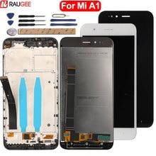 Für Xiaomi MiA1 Mi A1 LCD Display + Touch Screen Hohe Qualität Neue Digitizer bildschirm Glas Panel Für Xiaomi Mi a1 Mi5X Mi 5X lcd