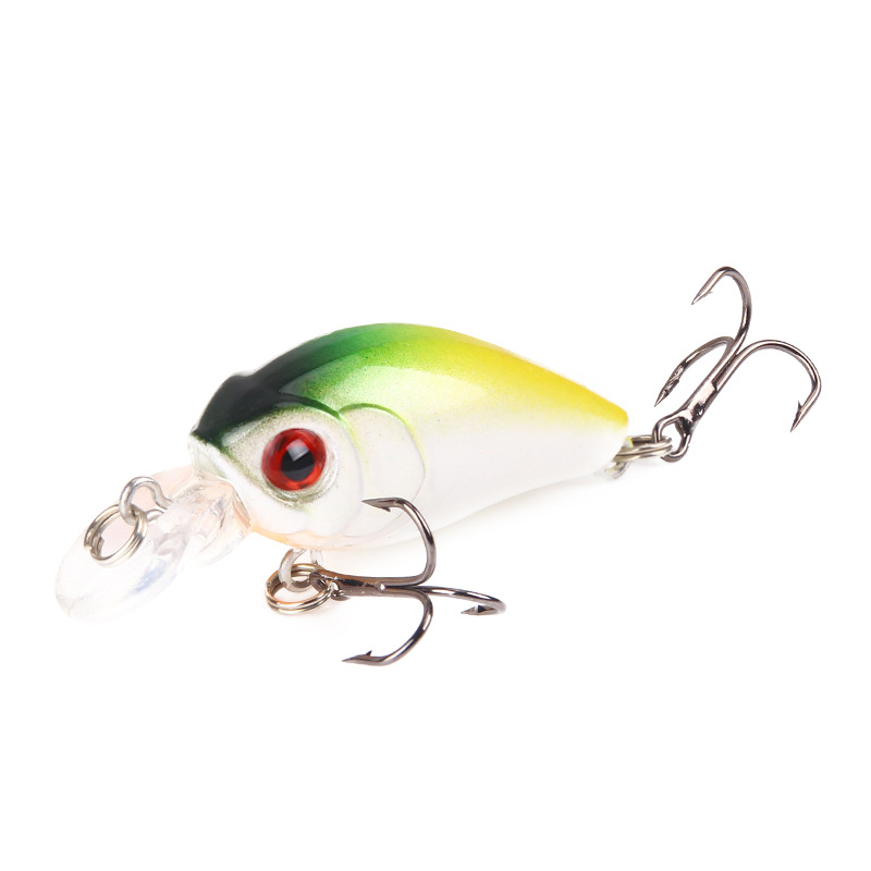 1pc Pesca 4.5cm 3.8g Fishing Lures Topwater Sea Fishing Minnow Isca Hard Artificial Bait Wobblers Fishing Tackle Crankbait