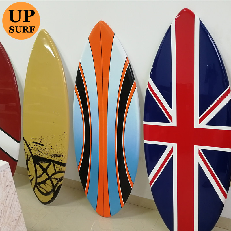 High Quality EPS Foam Sup Surf Board Swallow Tail Fiberglass Skimboard