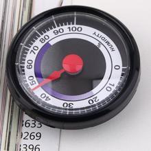 1 шт. измеритель влажности мини гигрометр без питания точный Прочный портативный внутренний наружный гигометр для инкубатора