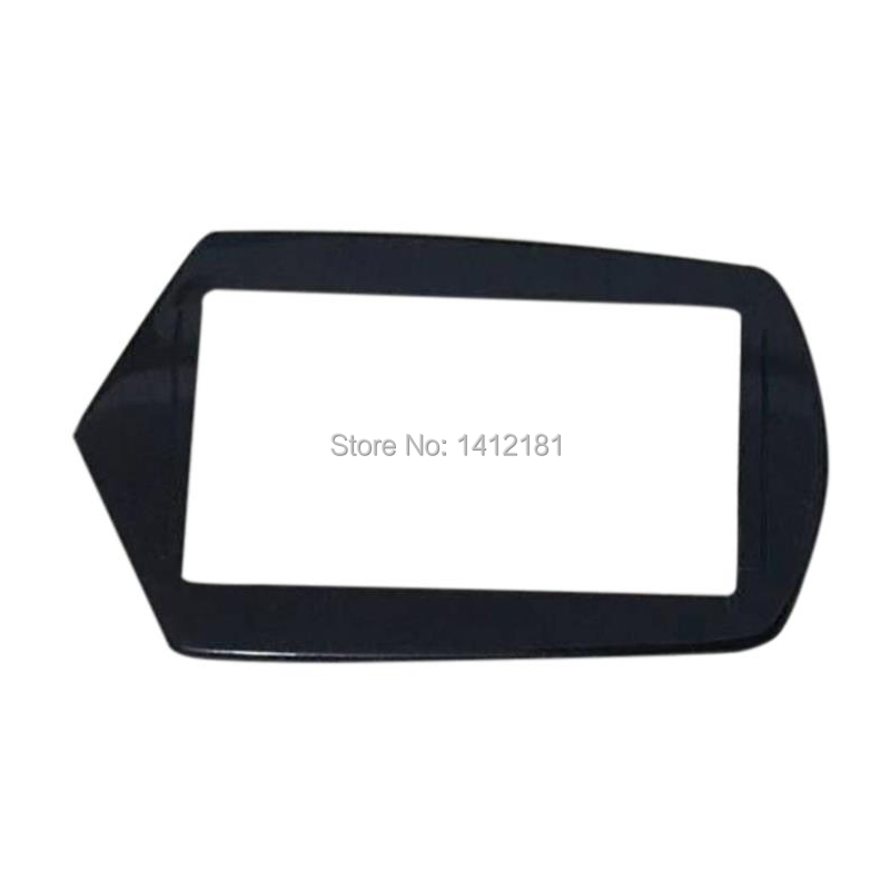 Wholesale B9 LCD Keychain Case Glass Cover For Starline B9 A91 B6 A61 B61 B91 V7 2-way Car Anti-Theft Remote Control Key Chain