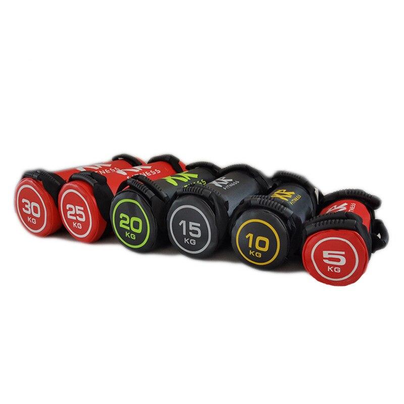 5 10 15 20 25 30KG Unfilled Bag Fitness Body Building Gym Sports Crossfit Sand Bag