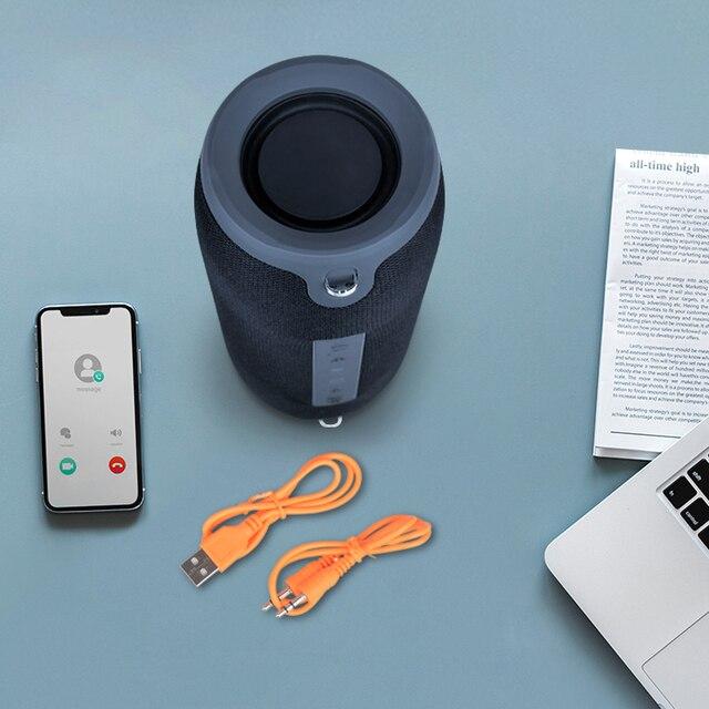 40W Bluetooth Speaker boom box 6