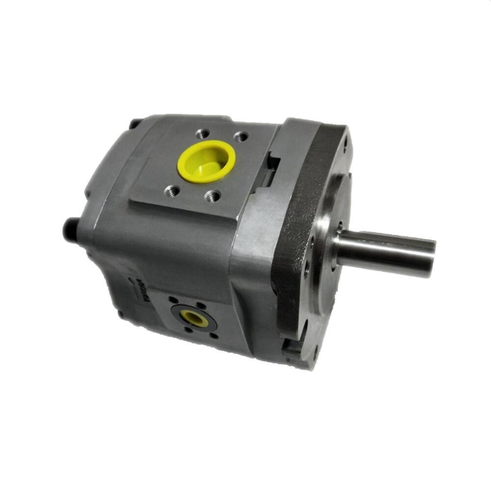 NACHI Hydraulic pump IPH Series Type:IPH-4A-20-20 IPA-4A-25-20 IPH-4A-32-20 Rated Pressure:25Mpa Oil Gear Pump Caste Iron image