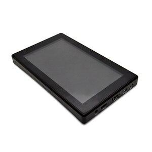 Image 4 - Raspberry Pi 4 Mẫu B/ 3B +/ 3B 7 Inch Màn Hình LCD Màn Hình 7 Màn Hình Hiển Thị 1024X600 IPS Màn Hình Cảm Ứng Điện Dung