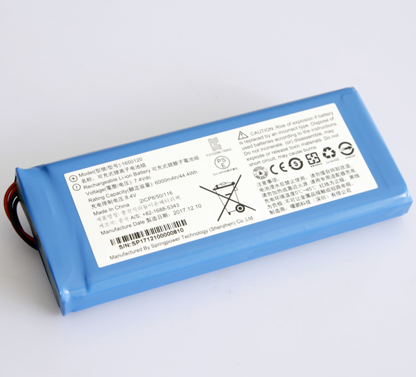 New original <font><b>6000mAH</b></font> Remote control battery for DJI MG-1 PART68 1650120 3professional GL300C 3adv 3A 3P image