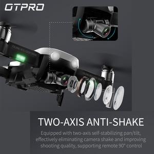 Image 3 - 4K Camera  Mini Drones Quadcopter Profissional GPS Drone FPV RC Drone  Folding Remote Control Toys gift