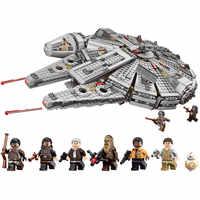 In Lager Legoinglys Star Wars 75105 Starwars Modell Bausteine 1381 Stück Ziegel Jungen Geburtstag Geschenk Kinder Spielzeug für Kinder