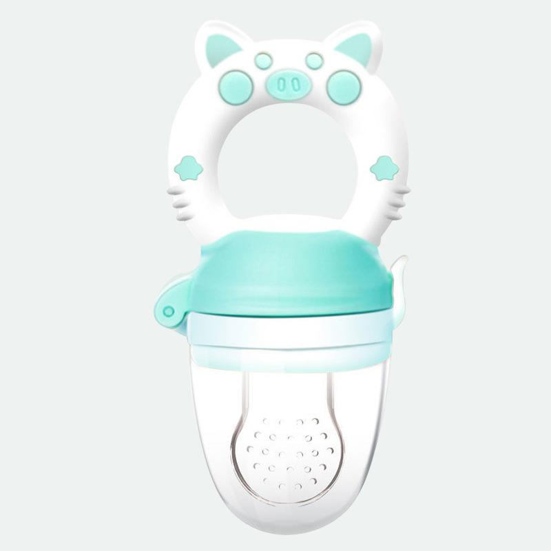 New Timpupa Baby Fruit Bite Bags Infant Bite Safe  Appease Nipple Fruits Vegetables Pacifier Baby To Eat Fruit Food Baby Feeder