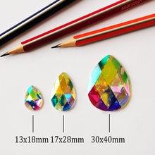 Ctpa3bi 2152th стеклянные Швейные Стразы кристаллические стразы