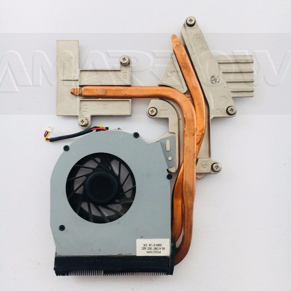 Original Free Shipping Laptop CPU Heatsink Cooling FAN For ACER 5536 5536G 5542 5742G 5738 5738G 5738ZG Heatsink Fan