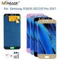 J530 Display Für Samsung J5 2017 Display Touchscreen Digitizer J5 Pro J530M J530F SM-J530F LCD Touch Screen Digitizer Teile