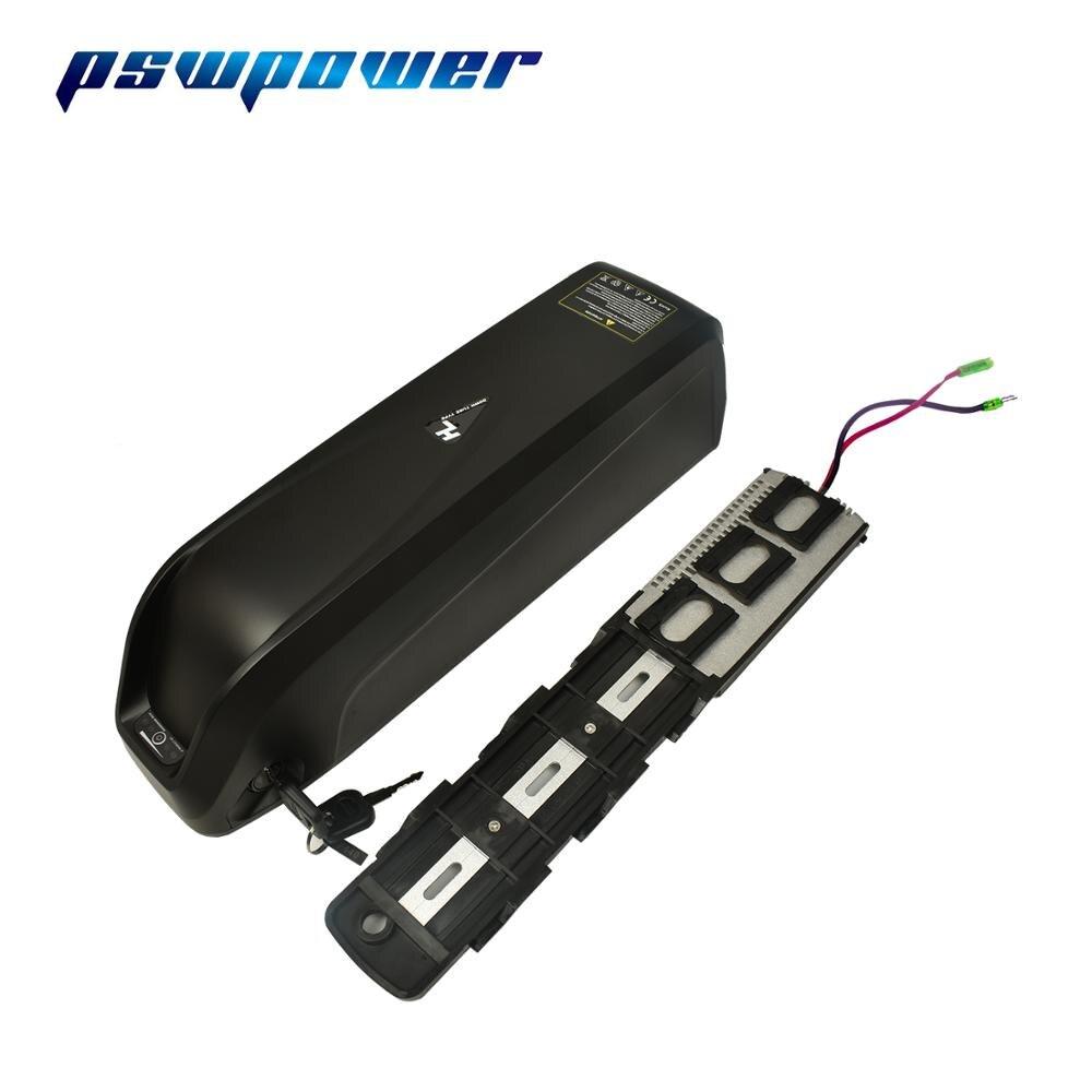 Аккумулятор hailong plus для электровелосипеда, литиевая батарея для двигателя bafang tsdz2, 48 В, 12,5 Ач, без НАЛОГА