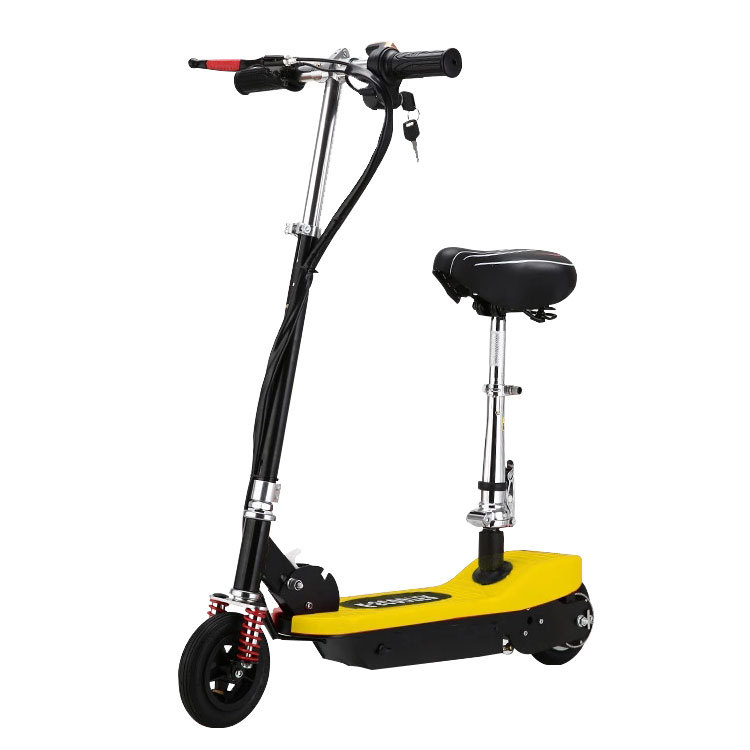 Electric-Scooter Folding Adult Mini Children's Leisure Portable Women's