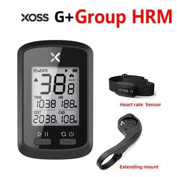 XOSS GPS Cycling Computer G Wireless  Speedometer Bluetooth Cycle Tracker Waterproof Road Bike MTB Bicycle Odometer 16