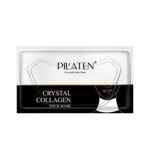 Collagen Gold Neck Mask Lighten Fine Lines Firming Skin Brighten Skin Colour