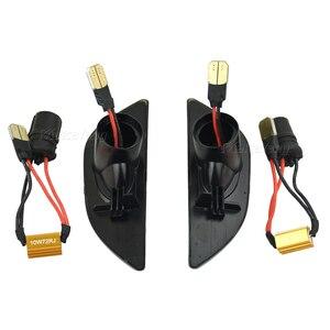 Image 5 - 2Pcs LEDแบบไดนามิกด้านข้างไฟเลี้ยวไฟสัญญาณสำหรับOpel Mokka X 2012 2020สำหรับChevrolet Trax 2013 ~ 2019สำหรับBuick Encore 13 20