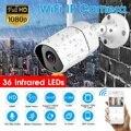 Ip-камера, Wifi, уличная, водонепроницаемая, HD камера безопасности, беспроводная, 1080 P, ночное видение, камера наблюдения, CCTV, Onvif совместима