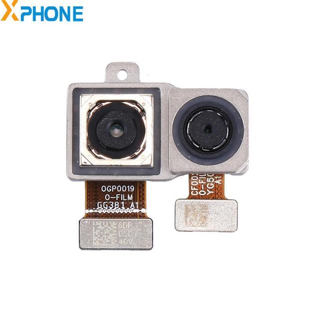 كاميرا خلفية لهاتف Huawei Honor 6X ، قطع غيار ، كاميرا خلفية رئيسية ، لهاتف Huawei Honor 6X