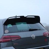 For Volkswagen Golf 7 Oettinger Spoiler TIS CSK High Quality ABS Material Car Rear Wing Primer Color Rear Spoiler