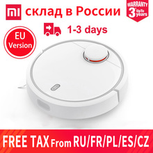 Xiaomi Robot-Vacuum-Cleaner Robotic Scan Auto-Charge Home Smart-Plan-Type with Wifi-App