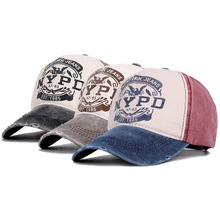 NYPD Baseball Hat EST 1985 Washed Cotton Adjustable Hip-hop Hats Woman Man NYPD Baseball Cap Hat Snapback Gorro Dad Snapback Cap iron man baseball cap hat
