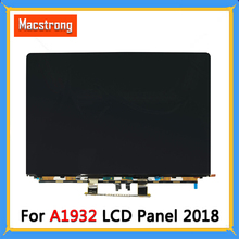 """새로운 원래 A1932 LCD 패널 맥북 에어 13 """"A1932 LCD 스크린 노트북 디스플레이 LED 유리 교체 2018 2019"""