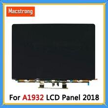 """Nuovo Originale A1932 Pannello A CRISTALLI LIQUIDI per MacBook Air 13 """"A1932 LCD Schermo Del Computer Portatile Display LED Vetro Di Ricambio 2018 2019"""