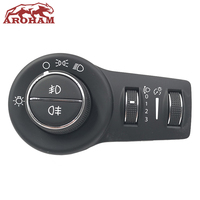 High Quallity Headlight Headlamp Switch For Jeep Renegade Pcd sport compass accessories headlight adjustment fog light switch