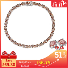Diaspore Sterling Silver Bracelet for Women Fine Jewelry Wedding Bracelet 30 Carats Created Zultanite S925 for Women Wedding
