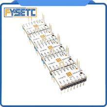 5 pcs TMC2209 v2.0 Stepsticks Mudo Motorista 256 Microsteps Stepping Motor Driver Atual 2.8A Pico 3d Peças Da Impressora VS TMC2208