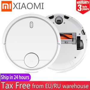 Best present gift original Xiaomi Mi Robot vacuum cleaner 1 Smart Plan Wifi App control aspiradora Russia warehouse in stock(China)