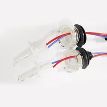 цена на 2pcs 12V 100W H7 Single Xenon Headlight Bulb H1 H3 H9H11 H10 9005 Auto Headlight Lamp 3000k 4300k 5000K 6000k 8000K 12000K