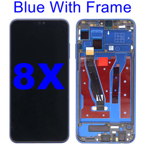 Image 4 - Trafalgar Display For HUAWEI Honor 8X LCD Display JSN L21 L22 Touch Screen For Honor 8X MAX Display With Frame Replace ARE AL00