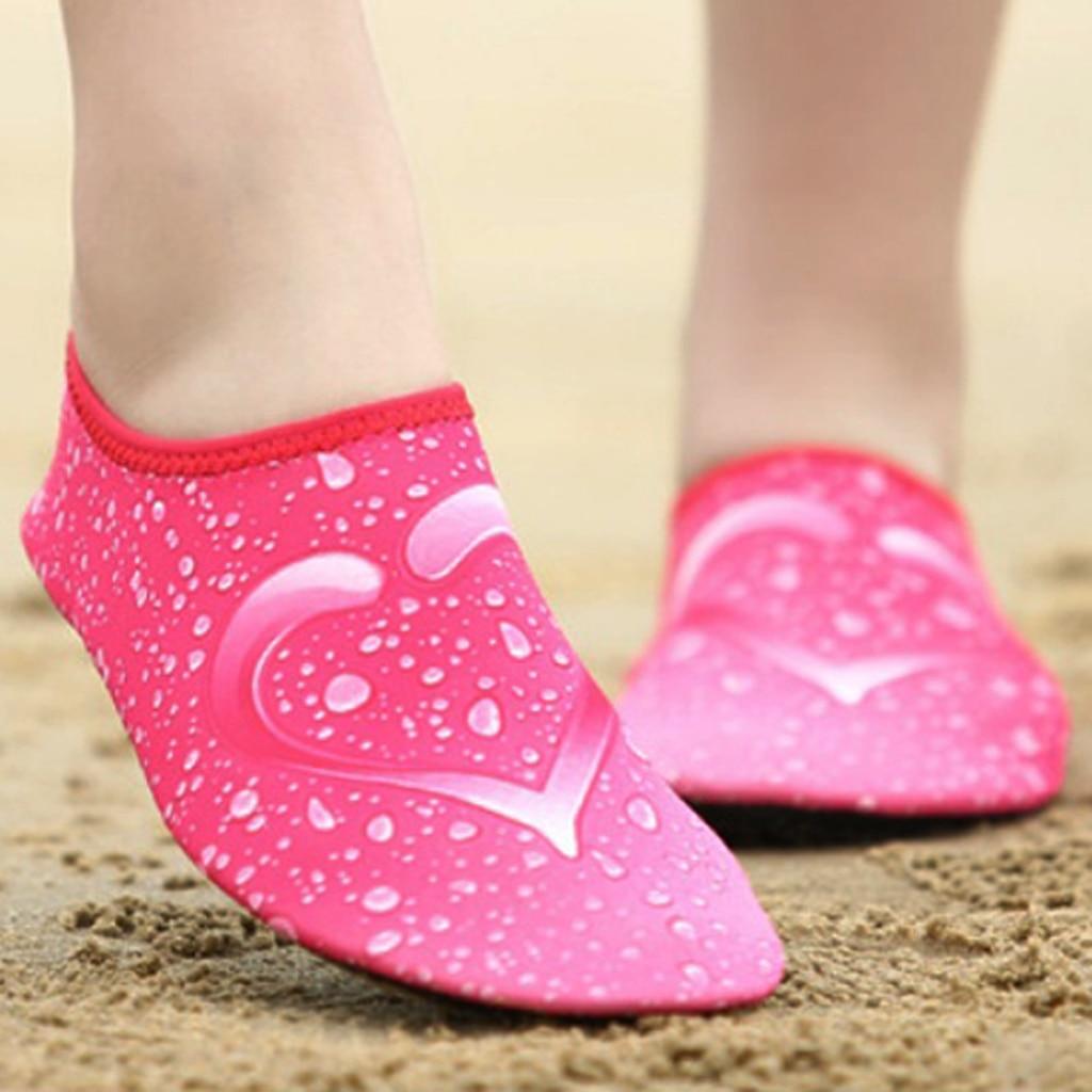 Premium Water Shoes Quick-Dry Aqua Socks Barefoot for Swimming Diving Yoga Fitness