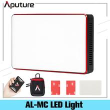 Aputure AL-MC 3200K-6500K Portable LED Light With HSI CCT FX Lighting Modes Video Photography Lighting AL MC Mini RGB Light cheap EU Plug 3300-5600 K