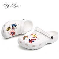 Women Clogs Sandals Mules 2019 Summer Slip on Beach Garden Shoes Fashion Slippers Outdoor Unisex Candy Colors Sandalen Flats