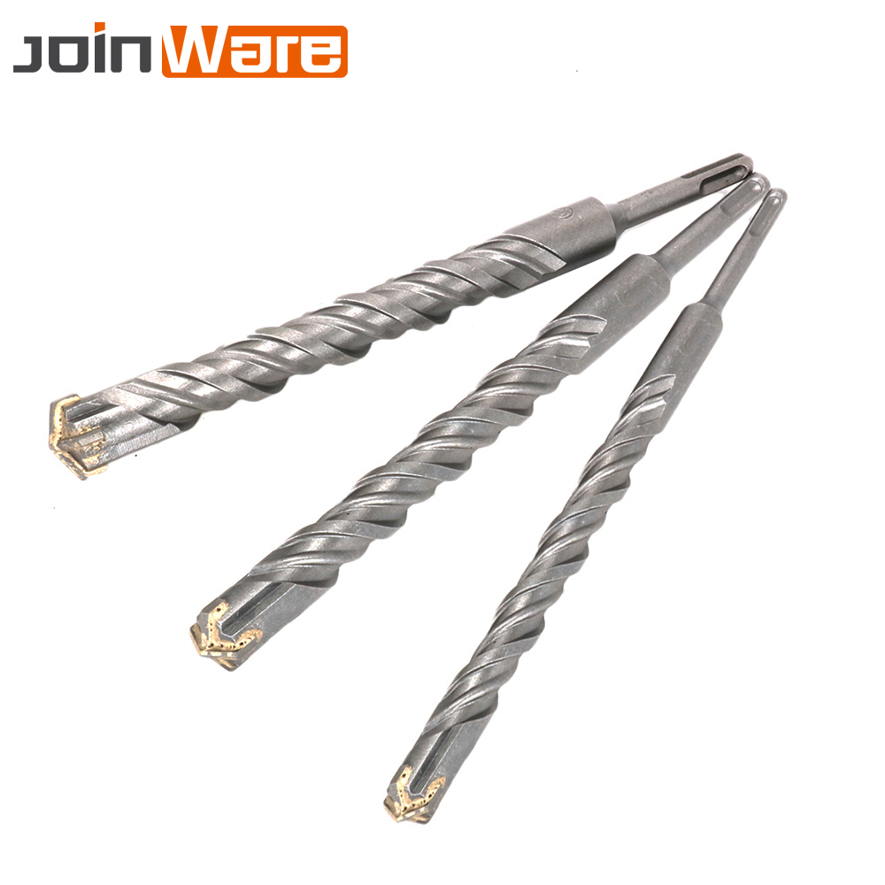 Rotary Hammer Drill Bit Cutting Drilling For Concrete Cement Marble 14 Inch SDS
